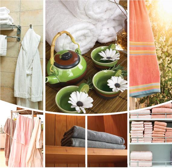 Towels-Bathrobes